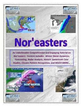 Weather: Nor'easters (Learn How to Forecast Winter Snowsto