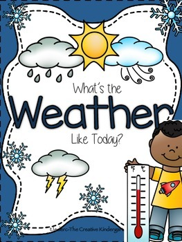 Weather {Pocket Chart Pack}