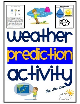 Weather Prediction Activity