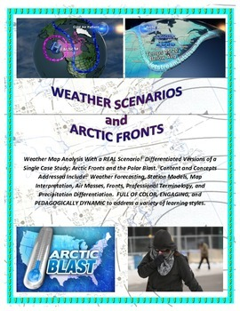 Weather: Scenario: The Arctic Front! (Nat and RegMap Analy