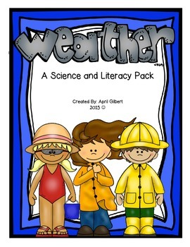 Weather Science and ELA Pack