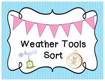 Weather Tools Sort