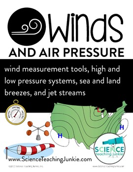 Weather Unit 2 - Winds and Air Pressure