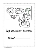Weather Unit Elementary Level Lesson Plans