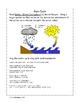 Weather Unit Elementary Level Lesson Plans