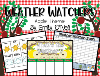 Weather Watcher (Apple Theme)