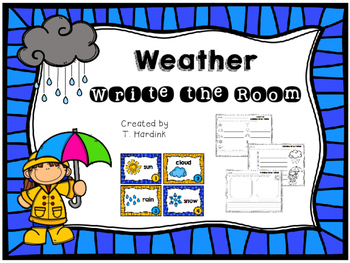 Weather - Write the Room