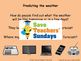 Weather forecasts in Spanish (2 lessons) Plans, PowerPoint