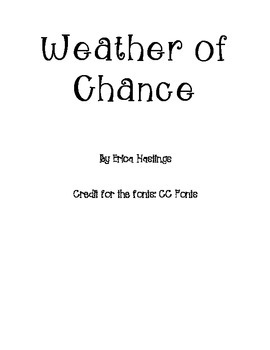 Weather of Chance Graphing Game