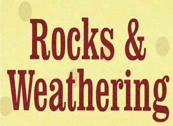 Weathering BUNDLE - 3rd Science