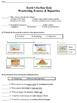 Weathering, Erosion, Deposition Study Sheet, Flash Cards,