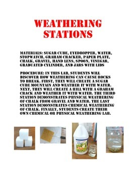 Weathering Stations