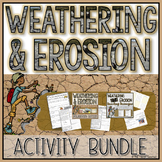 Weathering and Erosion Bundle
