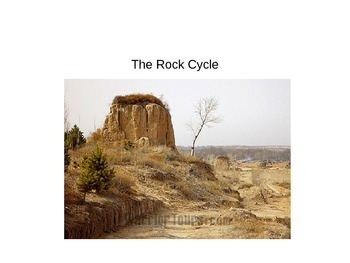 Weathering and Erosion Science PPT