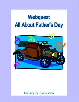 Father's Day - Webquest