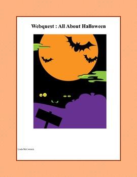 Halloween-Webquest