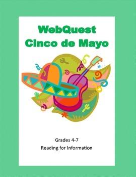 Cinco de Mayo - Webquest