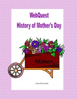 WebQuest- History of Mother's Day