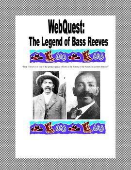 WebQuest: Legend of Bass Reeves