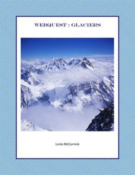 Glaciers - Webquest