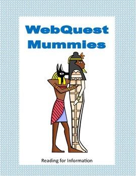 Webquest-Mummies