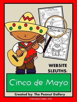 Website Sleuths: Cinco de Mayo