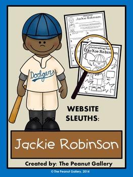 Website Sleuths: Jackie Robinson