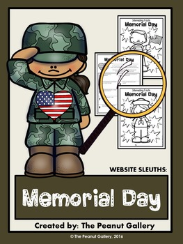 Website Sleuths: Memorial Day