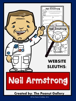 Website Sleuths: Neil Armstrong