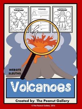 Website Sleuths: Volcanoes
