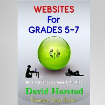 FREE - Websites for Grades 4-7