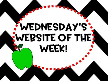 Wednesday's Website of the Week Reading A-Z