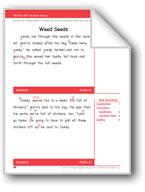 Weed Seeds (Gr. 2/Week 15)