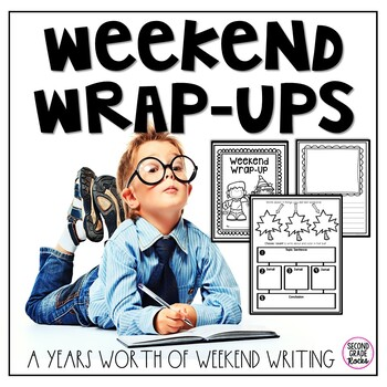 Weekend Writing:  The Bundle  A Year's Worth of Weekend Writing