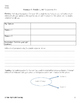 Weekly Homework Packet: Grade 4-Engage NY Aligned- Module