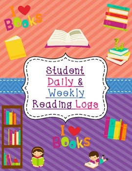 Daily & Weekly Independent Reading Logs