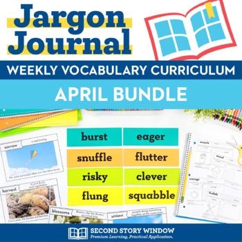 April Vocabulary