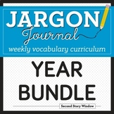 Vocabulary Curriculum Bundle