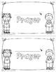 Weekly Prayer Plan