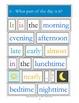Weekly Sentence Strips Book - 40 Weeks of Pre-Made Sentenc