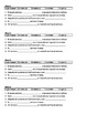 Weekly Verb Quizzes for Spanish 2 1st Semester- Realidades