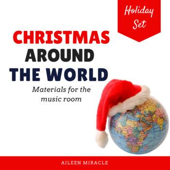 Christmas Around the World Set