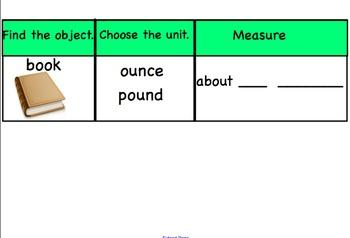 Weight Mass Capacity