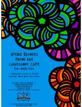 Weird Stories from the Lonesome Cafe - Small Group Literat
