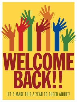 Welcome Back. ASL.