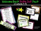Welcome Back Polka Dot Pack_Second Grade