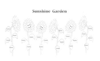 Welcome Back Sunflower Bulletin Boards
