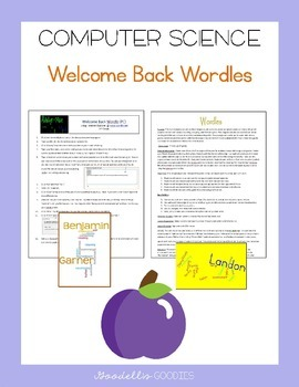 Welcome Back Wordles for PC or Mac