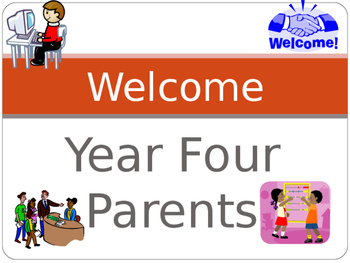 Welcome Presentation for Parents