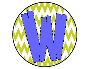 Welcome Sign (Chevrons)